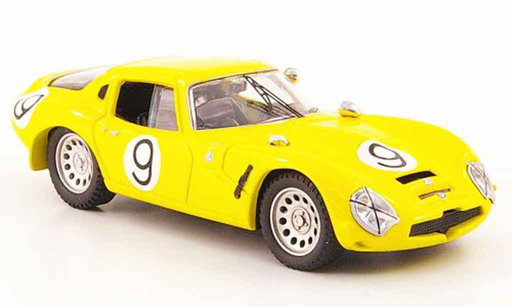 Alfa Romeo TZ2 1/43 Best no.9 bartlett chivas australien 1966 miniature