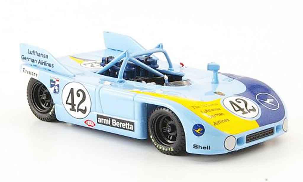 Porsche 908 1972 1/43 Best No.42 Joest Casoni Watkins Glen diecast model cars