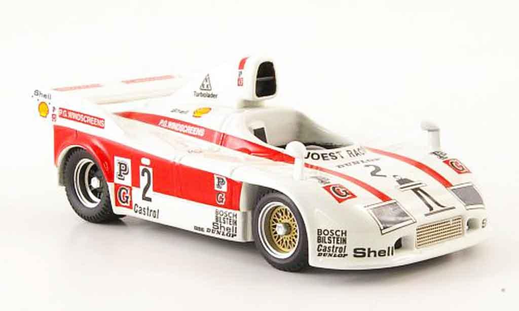 Porsche 908 1981 1/43 Best No.2 Joest Racing Kyalami miniature