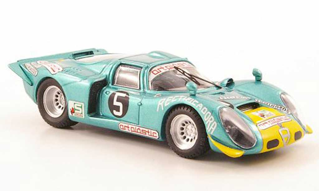 Alfa Romeo 33.2 1972 1/43 Best No.5 Art Plastic Luanda miniature