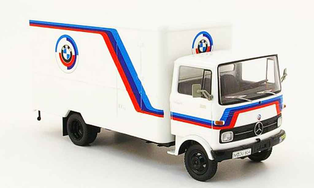 Bmw LP 608 1/43 Schuco Kasten Motorsport miniature