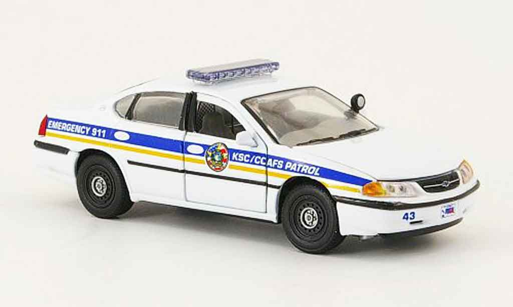 Chevrolet Impala Police 1/43 Gearbox Police Kennedy Space Center Police police miniature