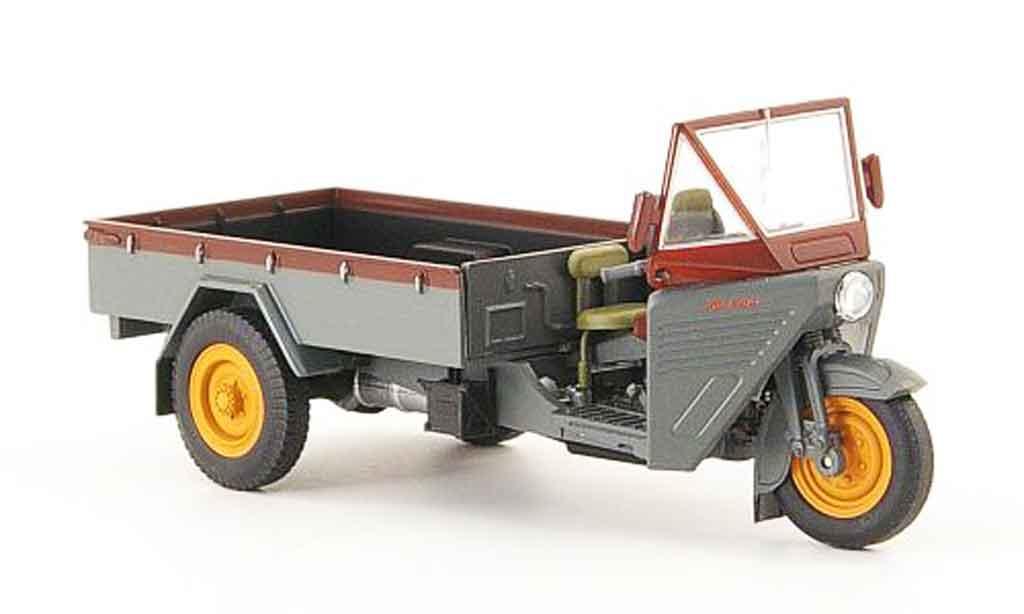 mazda ct 1200 grau marron dreiradpritsche 1950 ebbro. Black Bedroom Furniture Sets. Home Design Ideas