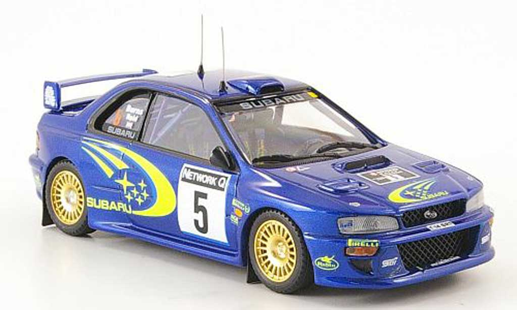 Subaru Impreza WRC 1/43 Trofeu No.5 R.Burns / Reid RAC Rally 1999 diecast model cars