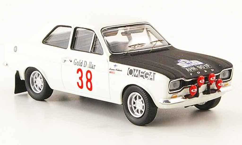 Ford Escort MK1 1/43 Trofeu No.38 Sieger 1000 Lakes Rallye 1968 miniature