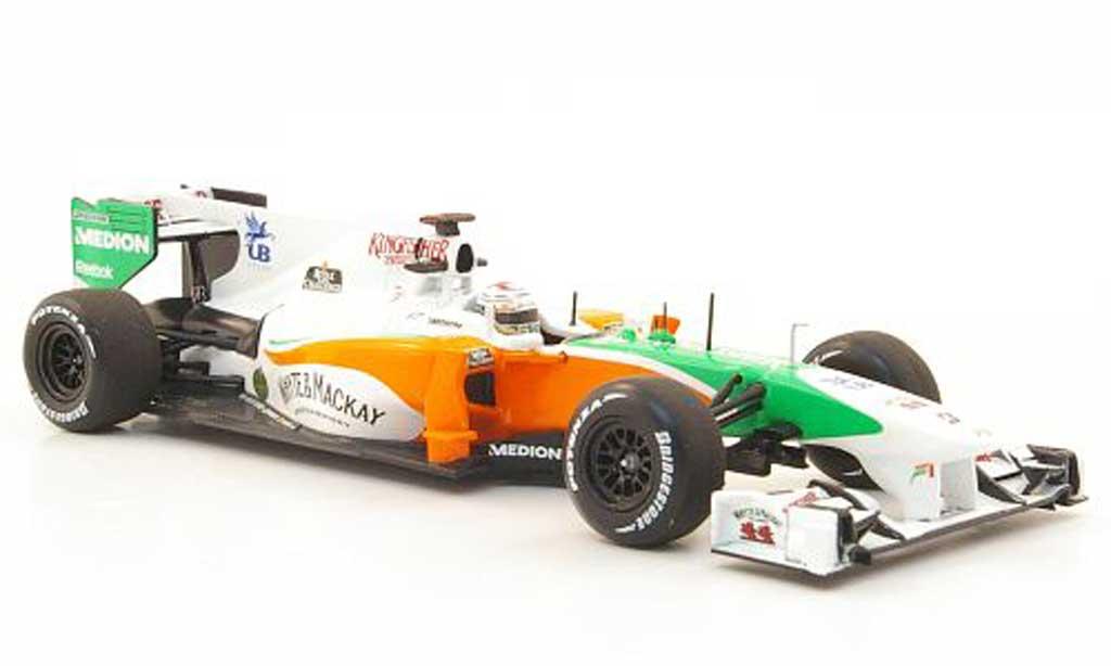 Mercedes F1 2010 1/43 Minichamps Force India VJM03 A.Sutil miniature