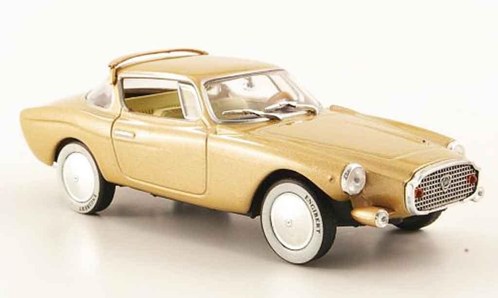 Lancia Flaminia Loraymo 1/43 Norev coupe concept autosalon paris 1960 miniature