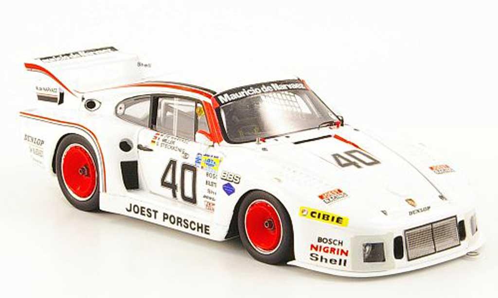 Porsche 935 1981 1/43 Spark K2 No.40 24h Le Mans diecast model cars