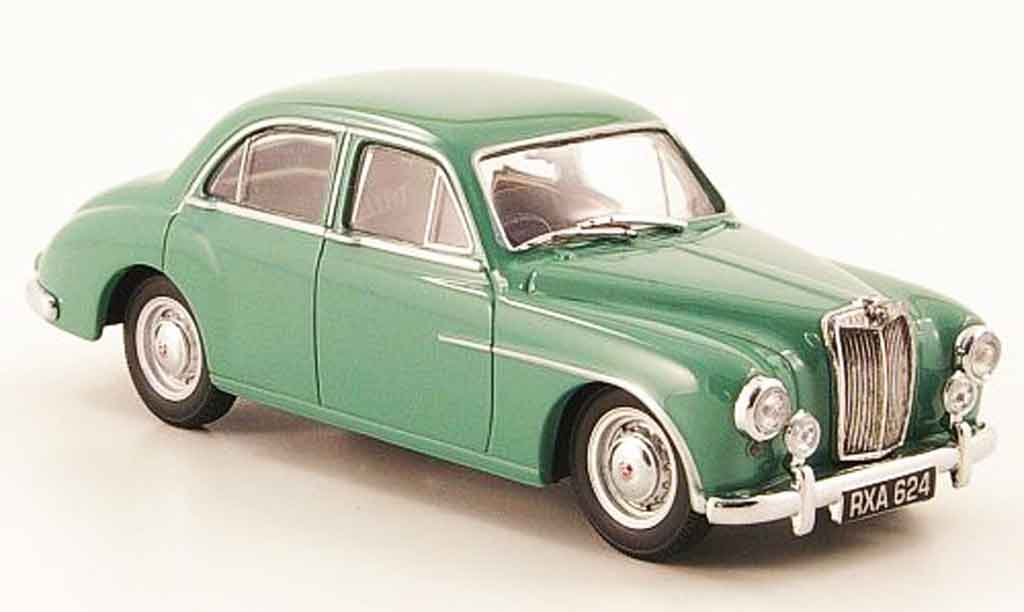 MG ZA 1/43 Oxford grun miniature