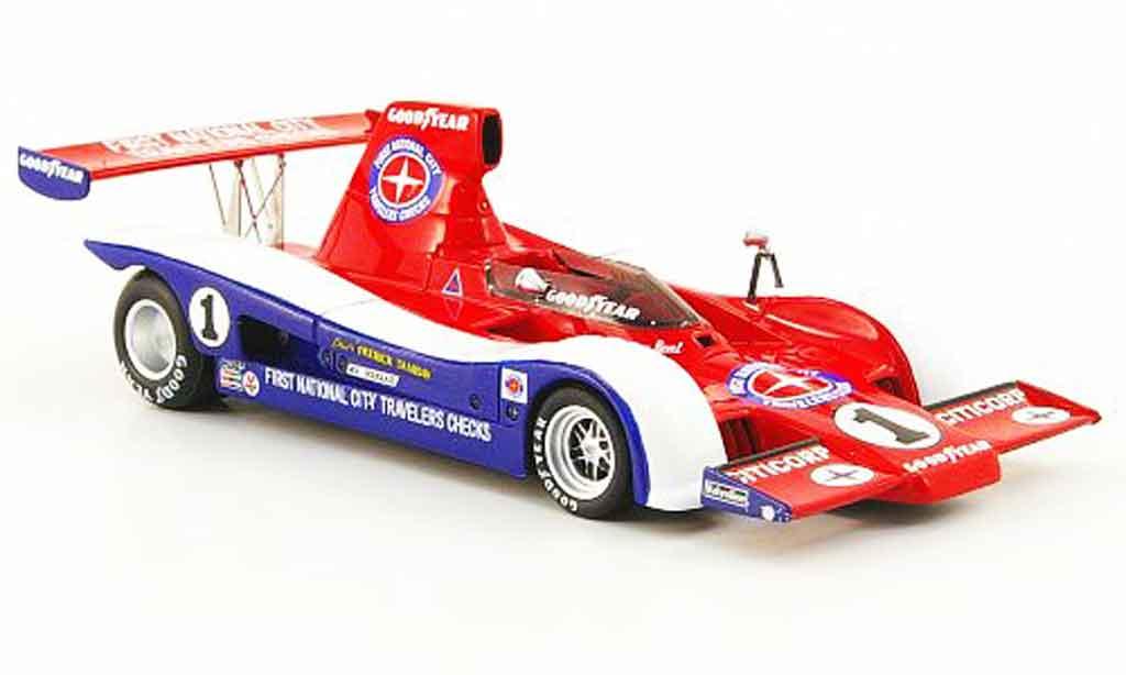 Lola T333 1/43 Spark CS No.1 First National Sieger Mosport 1977 miniature