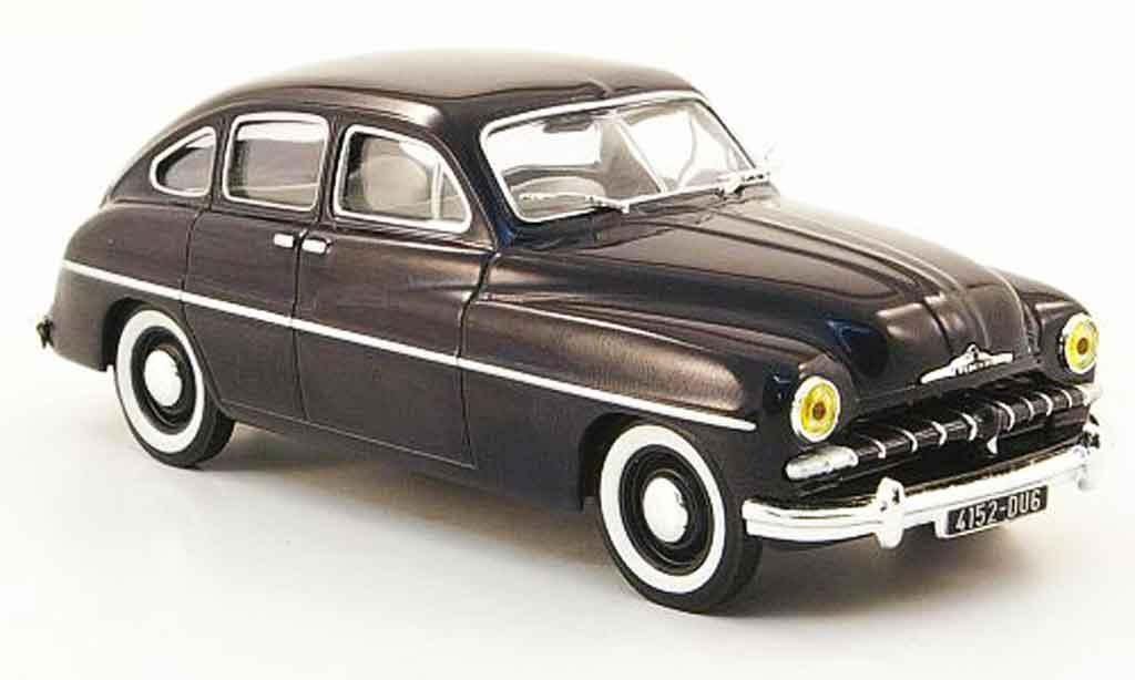 Ford Vedette 1/43 Nostalgie bleu 1950 miniature