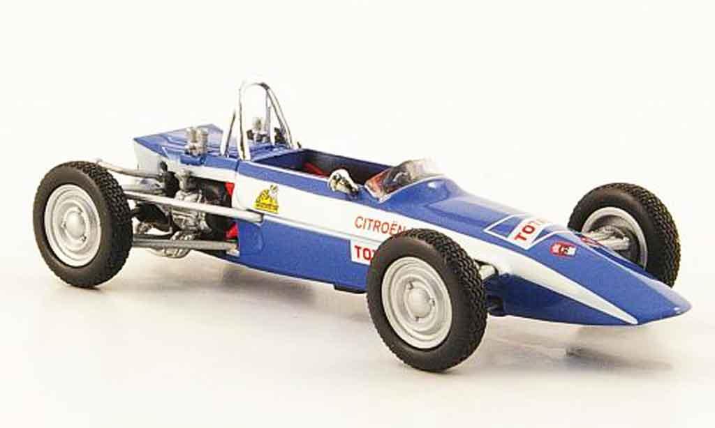 Citroen MEP X27 1/43 Nostalgie bleu blanche 1971 miniature