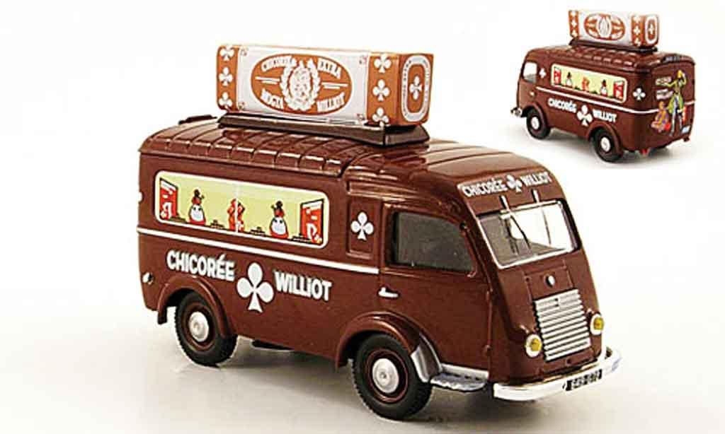 Renault 1000KG 1/43 Heritage chicoree williot miniature