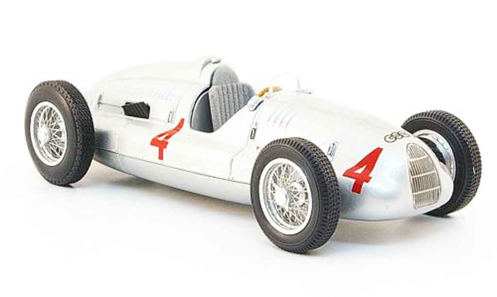 Auto Union Typ D 1/43 Minichamps No.4 1938 miniature