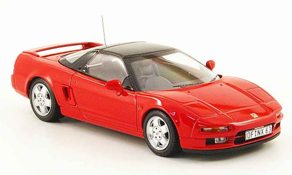 Honda NSX 1/43 Kyosho red Nurburgring Testcar diecast model cars