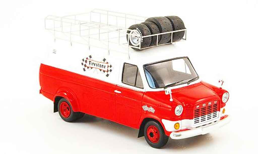 Ford Transit Firestone Avec Dachbarres De Toit 1972 Spark