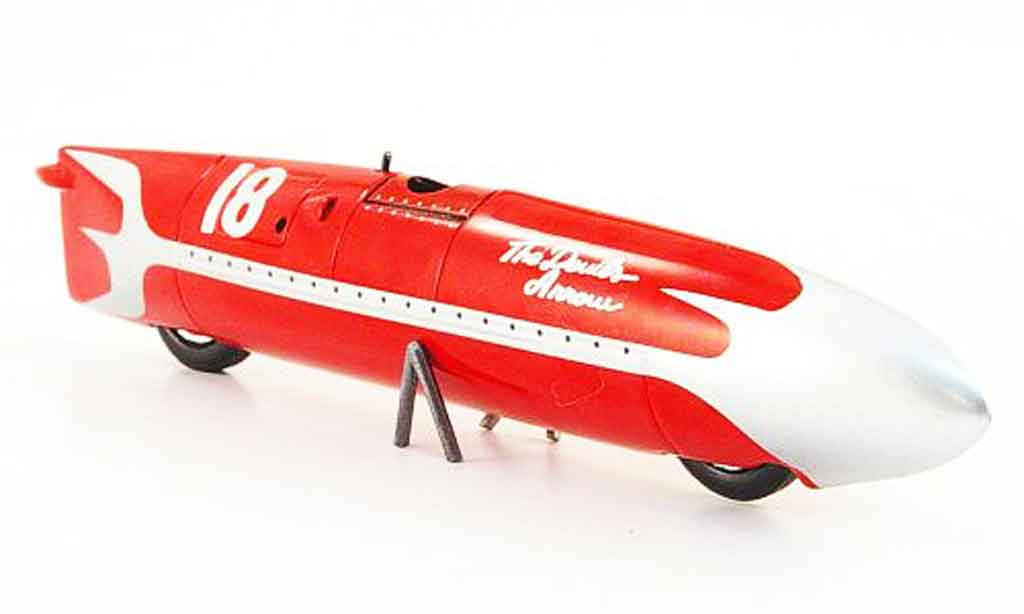 Triumph Bonneville 1/43 Bizarre No.18 The Devils Arrow Speed Record 1955 miniature