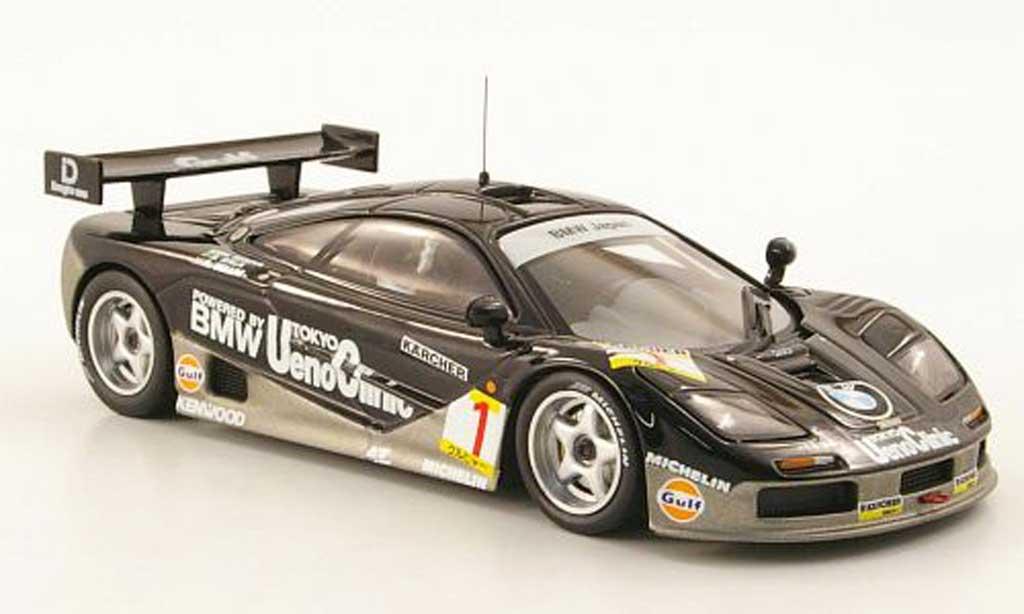 McLaren F1 1/43 IXO GTR No.1 Ueno Clinic 1000 Km Suzuka 1995 miniature
