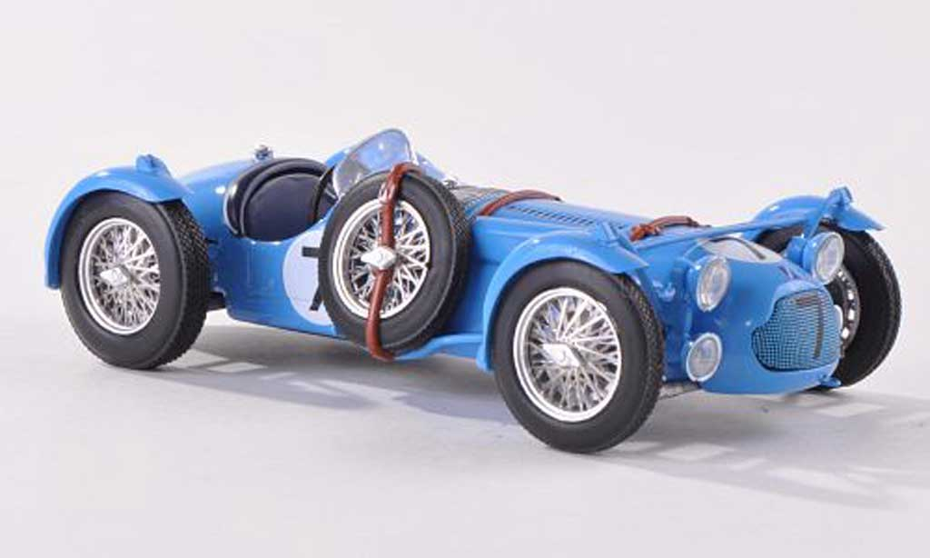 Talbot Lago 1/43 IXO T26GS No.7 24h Le Mans  1951 O.Marimon/F.Gonzales miniature