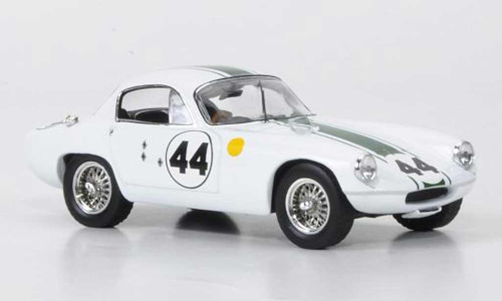 Lotus Elite 1/43 IXO No.44 Hobbs/Garner 24h Le Mans 1962 miniature