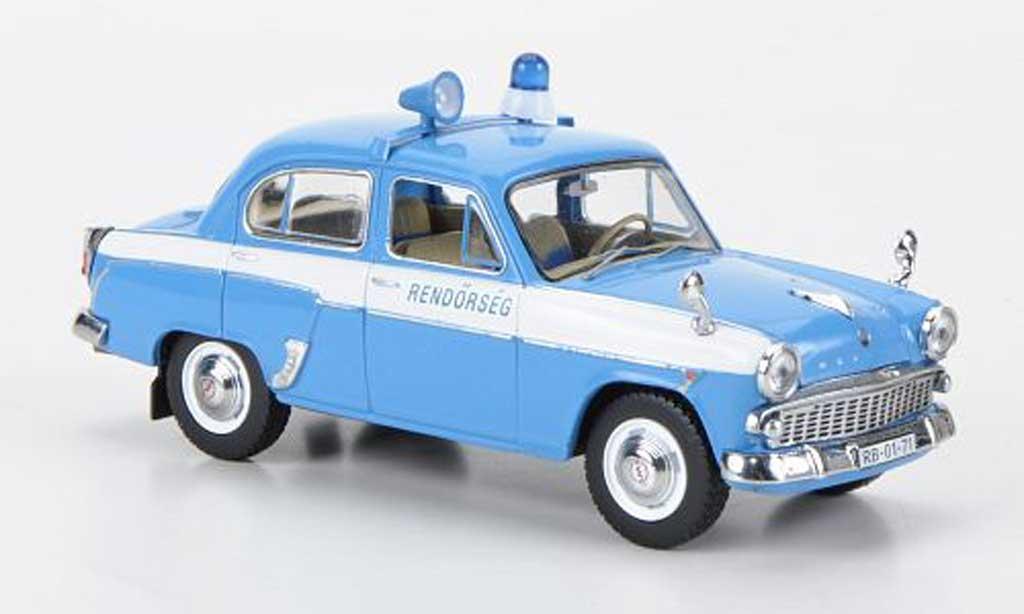 Moskwitsch 407 1/43 IST Models Rendorseg - Polizei Ungarn 1959 miniature