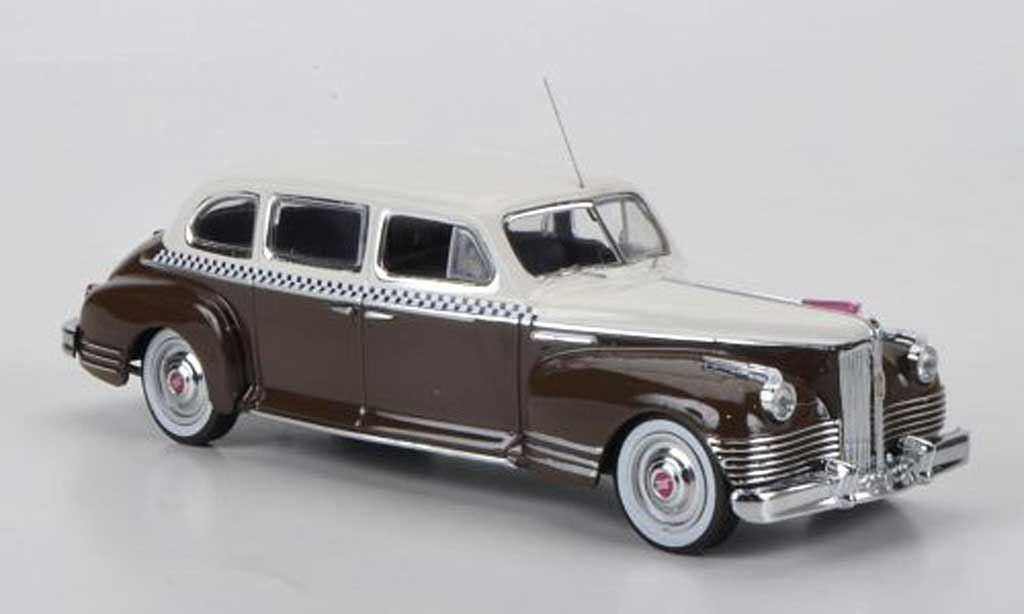 Zis 110 1/43 IST Models Taxi - Russland 1948 miniature
