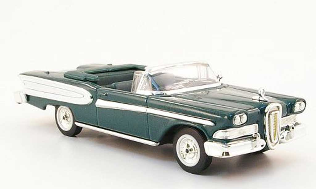 Ford Edsel 1/43 Yat Ming Citation grun 1958 miniature
