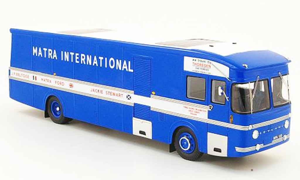 Matra Transporter 1/43 Spark International 1969 miniature