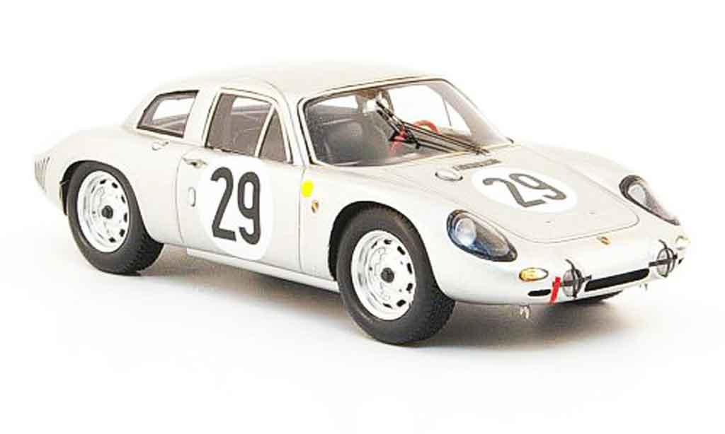 Porsche 2000 GS 1/43 Spark Carrera No.29 24h Le Mans 1963 diecast model cars