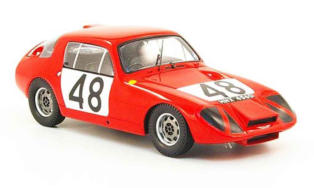 Austin Healey Sprite 1/43 Bizarre No.48 24h Le Mans 1966 miniature