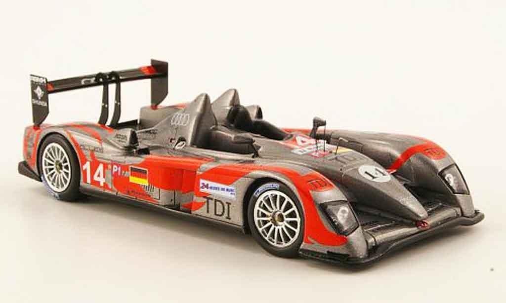 Audi R10 2010 1/43 Spark TDI No.14 Kolles 24h Le Mans diecast model cars