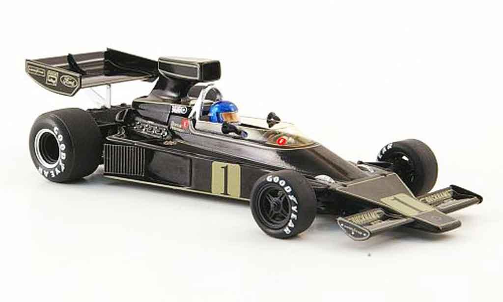 Lotus 76 1/43 Spark no.1 jps r.peterson gp spanien 1974