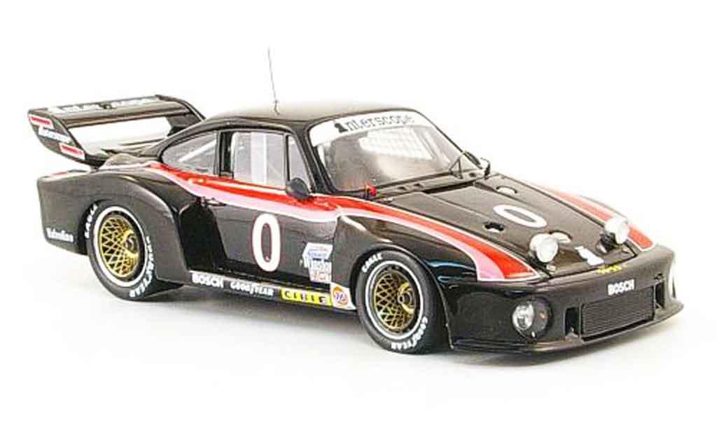Porsche 935 1979 1/43 Spark 79 No.0 Interscope 24h Daytona miniature