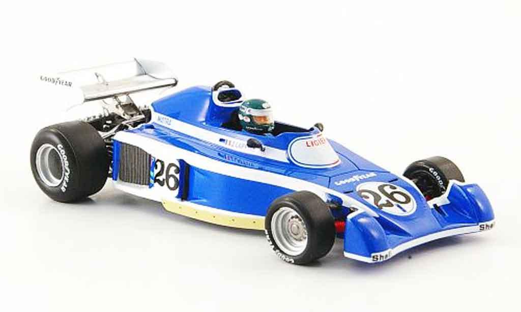 Ligier JS5 1/43 Spark No.26 J.Laffite GP osterreich 1976 miniature