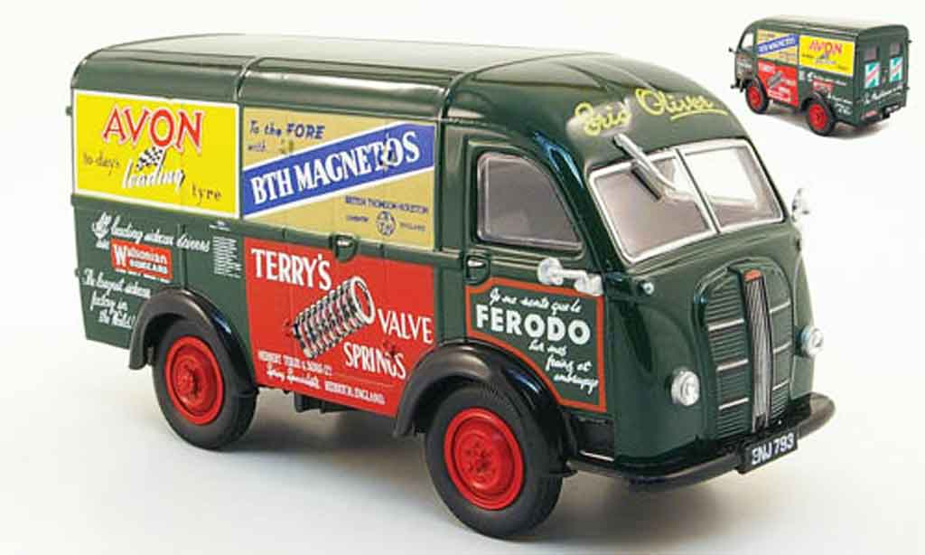 Austin K8 1/43 Oxford van Eric Oliver Racing Team miniature
