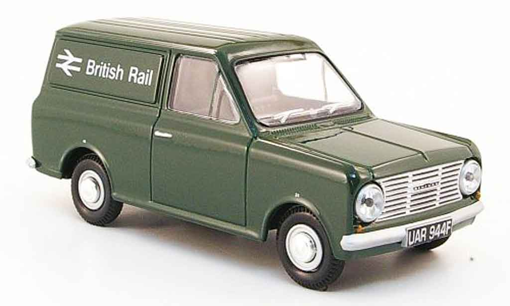 Bedford HA 1/43 Oxford Van British Rail miniature