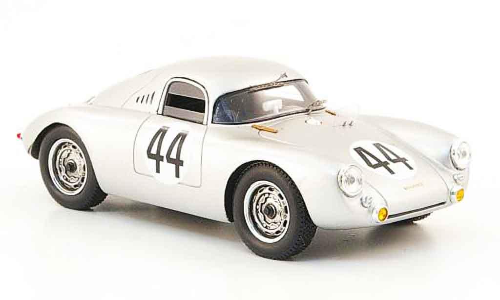 Porsche 550 1953 1/43 Spark No.44 24h Le Mans diecast model cars