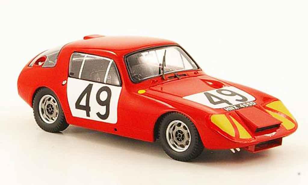 Austin Healey Sprite 1/43 Bizarre No.49 24h Le Mans 1966 miniature