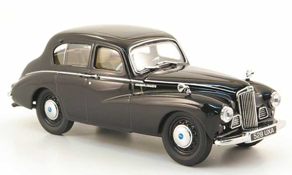 Sunbeam 90 1/43 Oxford Talbot MkIIa noire miniature
