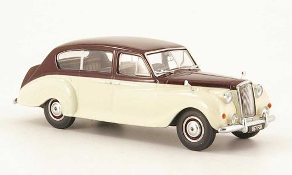 Austin Princess 1/43 Oxford red/cremewhite diecast model cars