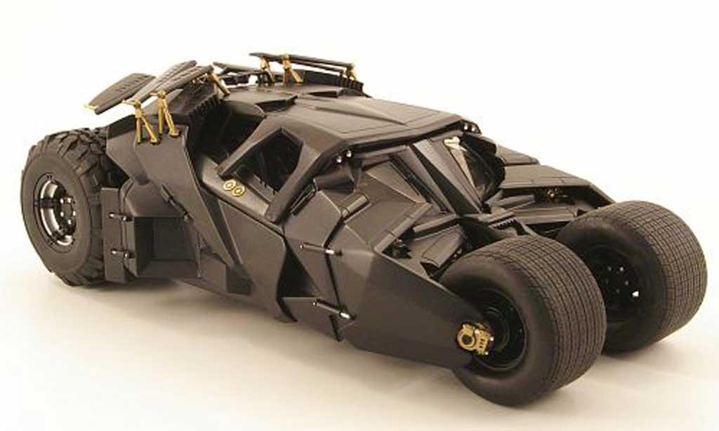 Batmobile The Dark Knight 1/18 Hot Wheels  miniature