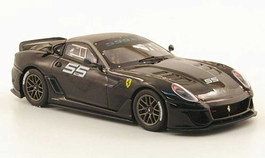Ferrari 599 XX 1/43 Hot Wheels Elite No.55 (Elite) miniature