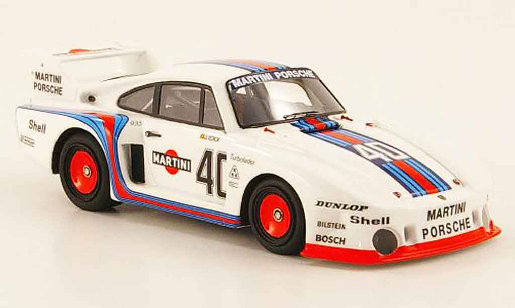 Porsche 935 1977 1/43 Look Smart Baby No.40 Martini J.Ickx miniature
