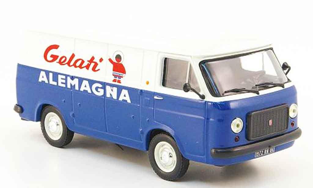 Fiat 238 1/43 IXO Gelati Alemagna diecast model cars