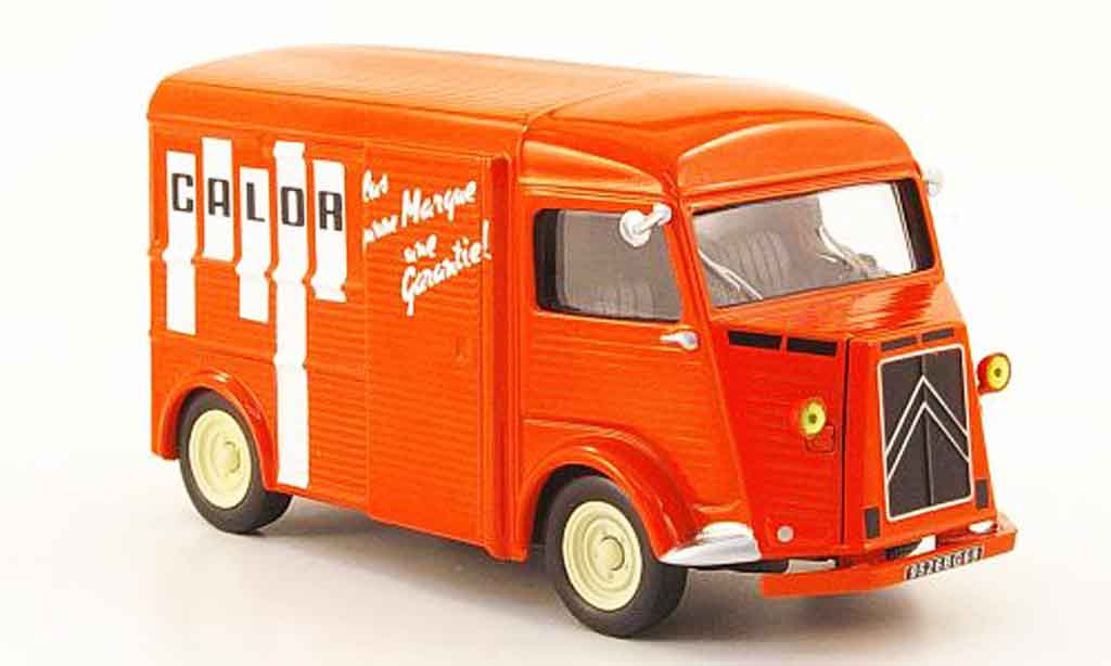 Citroen Type HY 1/43 IXO calor miniature