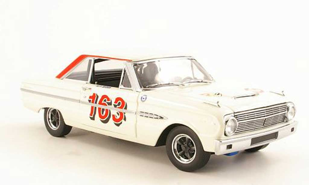 Ford Falcon coupe 1/18 Sun Star Racing No.163 K.Davidson PPIHC 2009 miniature