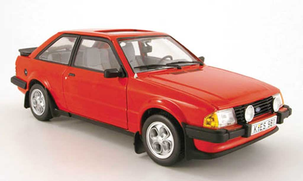 Photographs Ford Escort XR3 18 - 1aled.borzii