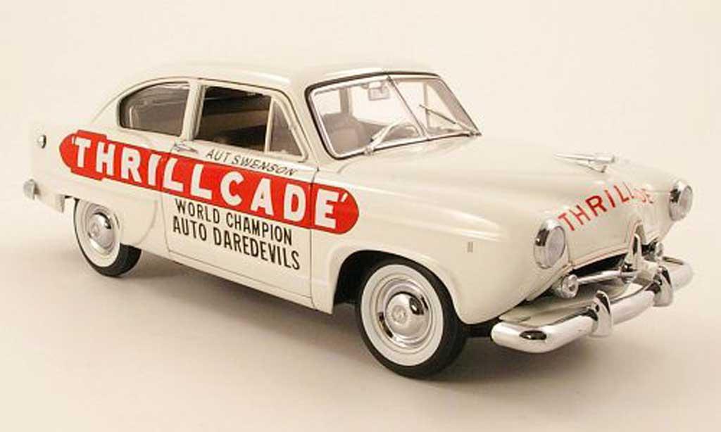 Kaiser Henry J 1/18 Sun Star racing car thrillcade 1951 miniature