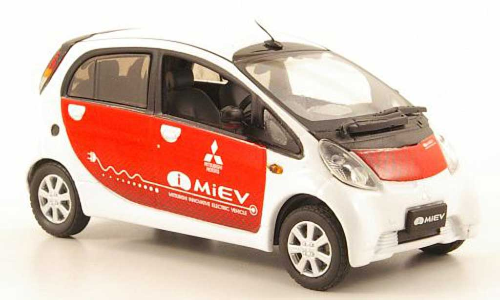 Mitsubishi iMiev 1/43 Vitesse California Electric Car RHD miniature