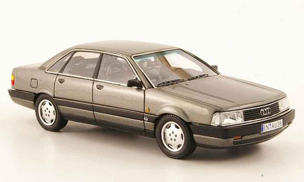 Audi 200 quattro 1/43 Neo 20V grise miniature
